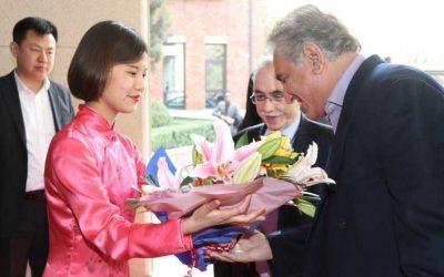 وزیر خارجه پاکستان وارد چین شد
