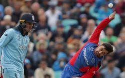 تیم ملی کریکت انگلستان در برابر افغانستان پیروز شد