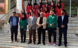 اشتراک تیم فوتبال بانوان افغان درمسابقات جهانی سبروتو
