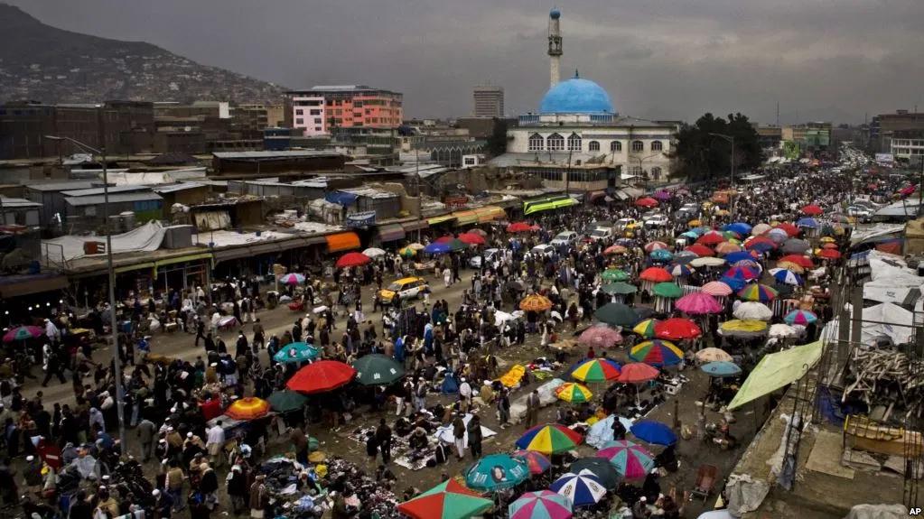 نفوس افغانستان