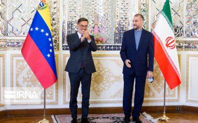 سفر وزیر خارجه ونزوئلا به تهران